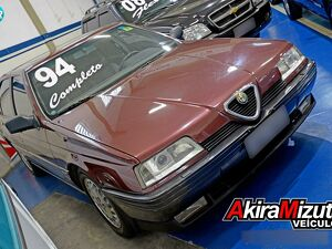 Alfa Romeo 164 3.0 V6 Vermelho 1994