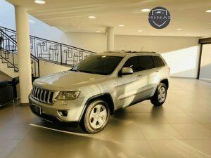 Jeep Grand Cherokee 3.6 Limited V6 Prata 2011