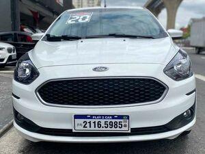 Ford KA 1.5 SE 16V Branco 2020