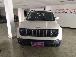 Jeep Renegade 1.8 Longitude Branco 2020