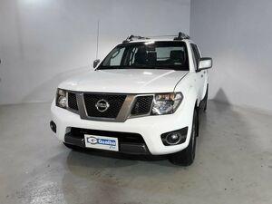 Nissan Frontier 2.5 SV Attack Branco 2014