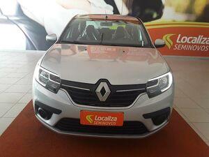 Renault Logan 1.0 Expression Prata 2021