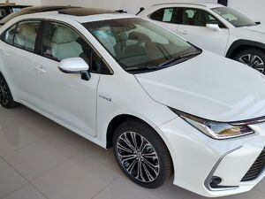 Toyota Corolla 1.8 Altis Premium Hybrid Branco 2022