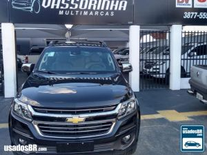 CHEVROLET S10 2.8 LTZ 16V TURBO Preto 2020