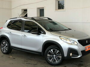 Peugeot 2008 1.6 Griffe Prata 2020