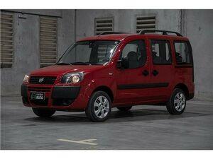 Fiat Doblò 1.8 Essence 16V Vermelho 2020
