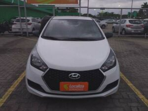 Hyundai HB20 1.0 Unique 12V Branco 2019