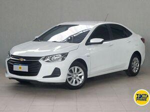 Chevrolet Onix 1.0 Plus LT Branco 2021
