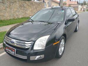 Ford Fusion 2.3 SEL 16V Preto 2008