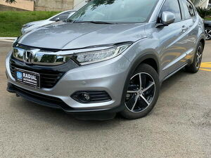 Honda HR-V 1.5 16V Turbo Touring  Prata 2020