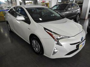 Toyota Prius 1.8 Híbrido Branco 2016