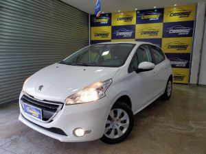 PEUGEOT 208 1.5 ACTIVE PACK Branco 2015