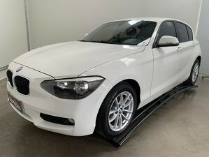 BMW 116i 1.6 Turbo Branco 2014