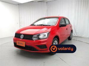 Volkswagen Gol 1.0 12V MPI Vermelho 2020