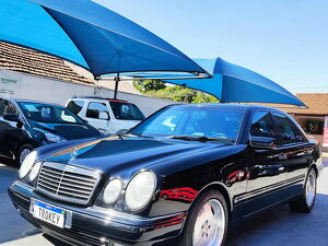 Mercedes-benz E 320 3.2 Avantgarde V6 Preto 1998