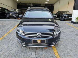 Volkswagen Passat Variant 2.0 TSI Preto 2013