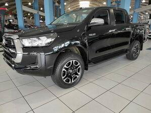 Toyota Hilux 2.8 SRV Preto 2021