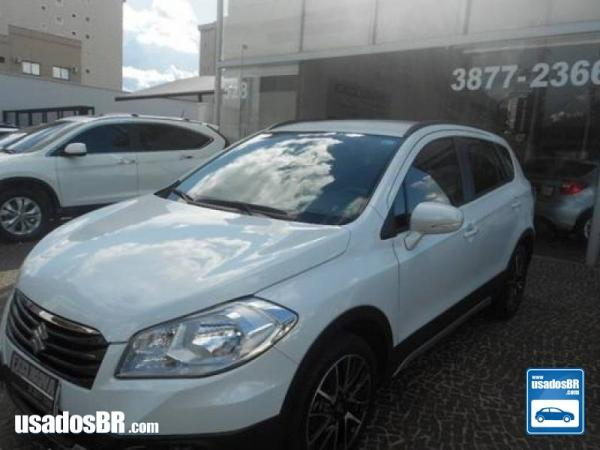 Foto do veiculo SUZUKI S-CROSS 1.6 GLS 16V Branco 2016