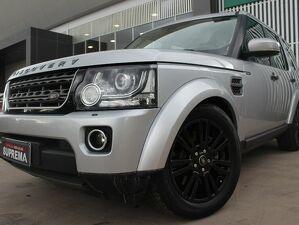Land Rover Discovery 3.0 S SDV6 Turbo Prata 2014