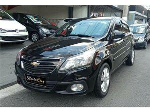 Chevrolet Agile 1.4 LTZ 8V Preto 2014