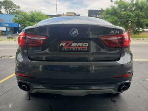 BMW X6 3.0 35I 6 Cilindros Cinza 2017