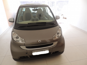 SMART FORTWO 1.0 PASSION Cinza 2009