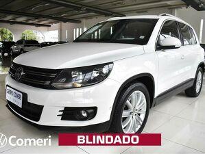 Volkswagen Tiguan 2.0 Branco 2014