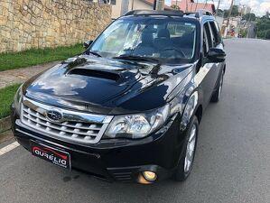 Subaru Forester 2.5 XT 4X4 Preto 2011