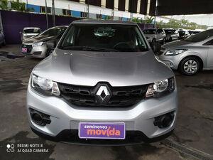 Renault Kwid 1.0 ZEN Prata 2020