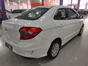 Ford Transit 2.4 Chassi Branco 2020