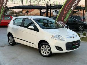 Fiat Palio 1.0 Attractive 8V Branco 2014