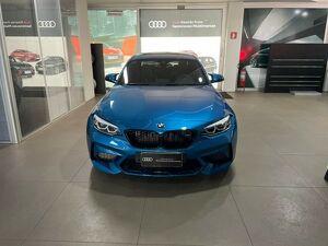BMW M2 3.0 I6 Competition Coupé M DCT Azul 2020