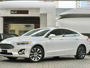 Ford Fusion 2.0 Titanium AWD 16V Branco 2019
