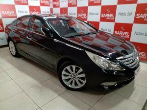 Hyundai Sonata 2.4 16V Preto 2012