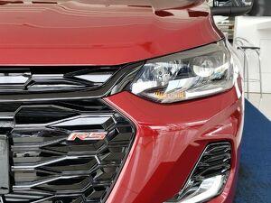 Chevrolet Onix 1.0 Vermelho 2021