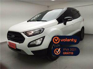 Ford Ecosport 1.5 Freestyle Branco 2020