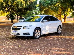 Chevrolet Cruze 1.8 LT 16V Branco 2014