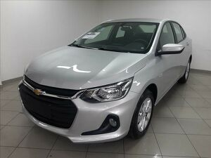 Chevrolet Onix 1.0 Turbo Plus LTZ Cinza 2021