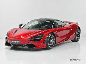 Mclaren 720S 4.0 V8 Turbo SSG Vermelho 2018