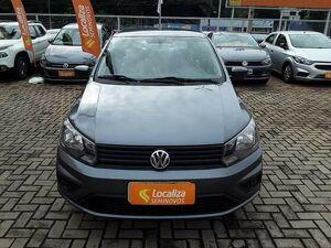 Volkswagen Gol 1.0 12V MPI Cinza 2020