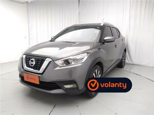 Nissan Kicks 1.6 SV Cinza 2020