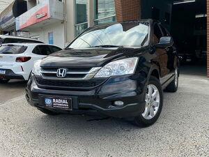 Honda CRV 2.0 LX Preto 2011
