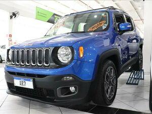 Jeep Renegade 1.8 Longitude Azul 2018
