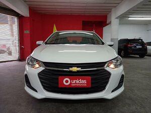 Chevrolet Onix 1.0 LT 12V Branco 2020