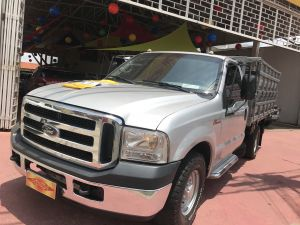 FORD F-350 3.9 TURBO Prata 2017