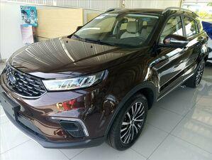 Ford Territory 1.5 SEL Turbo Ecoboost Gtdi Marrom 2021