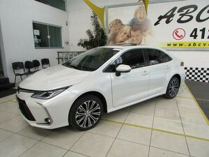 Toyota Corolla 2.0 Altis Branco 2021