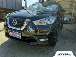 Nissan Kicks 1.6 SV Preto 2020