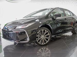 Toyota Corolla 1.8 Altis Premium Hybrid Preto 2021