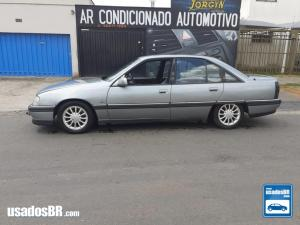 CHEVROLET OMEGA 4.1 CD Prata 1997